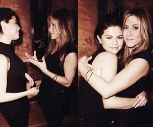 selena gomez, Jennifer Aniston, and celebrity image