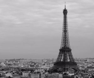 beautiful, eiffel tower, and city image