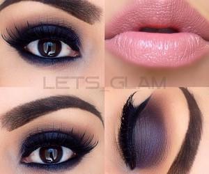 eyes and lips image