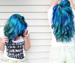 *-*, blue, and fashion image