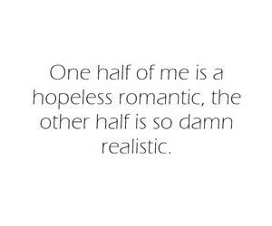 romantic, quote, and realistic image
