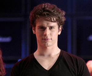 glee, jonathan groff, and jesse image