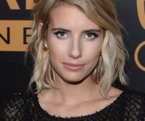 emma roberts, blonde, and pretty image