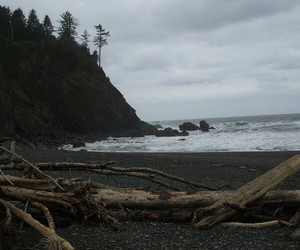 landscape, twilight saga, and la push washington image