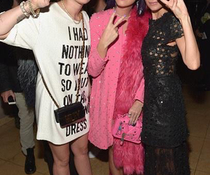 miley cyrus, katy perry, and nicole richie image