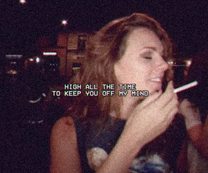 tove lo, high, and grunge image