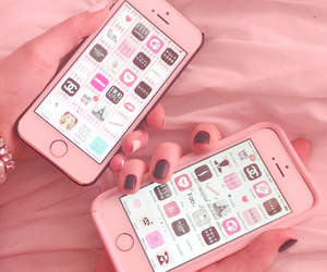 barbie, girly, and pink image