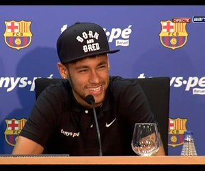 Barcelona, His, and laugh image