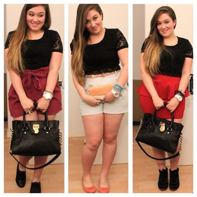 beautiful, outfits, and shorts image