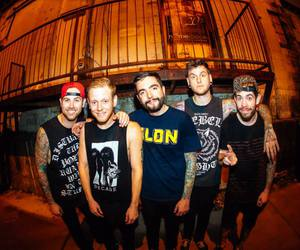 adtr, a day to remember, and jeremy mckinnon image