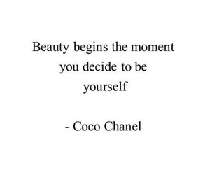 coco chanel, quotes, and n image