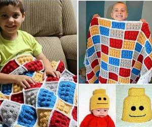 craft, diy, and crochet pattern image