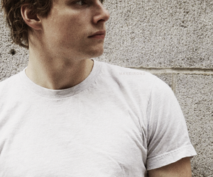 Hunter Parrish and boy image