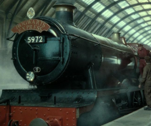 harry potter, hogwarts express, and Kings Cross image