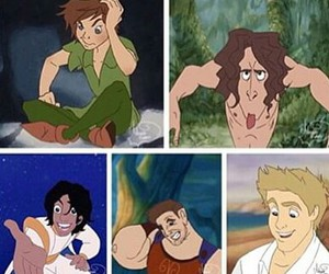 one direction and disney image