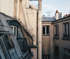 building, vintage, and tumblr image