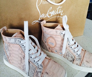 louboutin, shoes, and sneakers image