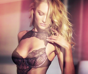 Victoria's Secret and candice swanepoel image