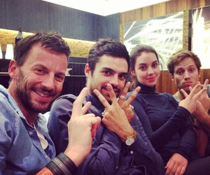 reign, sean teale, and adelaide kane image