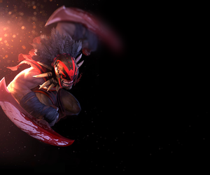 dota 2 and bloodseeker image