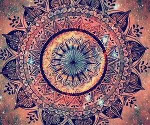 mandala and art image