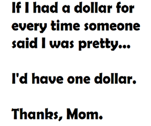 funny, mom, and pretty image