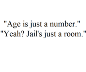 quotes, age, and jail image