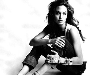 Angelina Jolie, angelina, and Hot image