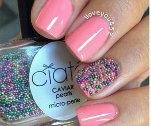 color, enamel, and nails image
