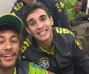 oscar and neymar image