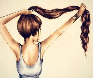 hair and cute image