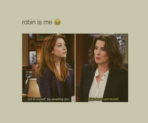 funny, himym, and lol image
