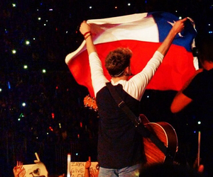 chile, one direction, and horan image