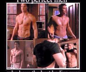 body, boys, and sam winchester image