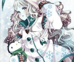 anime, girl manga, and cute image