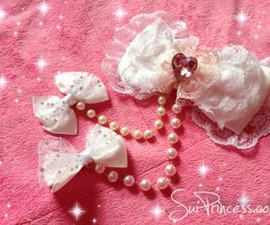 accessories, glitter, and kawaii image