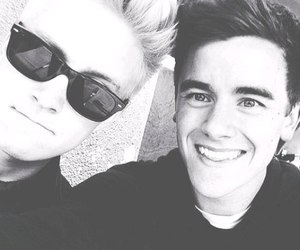 connor franta and tyler oakley image