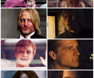 movies, the hunger games, and katniss image