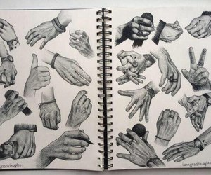harry edward styles and his hands image