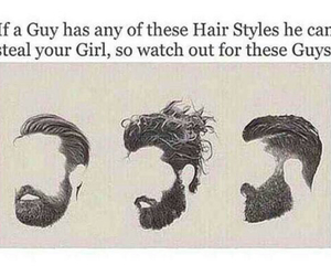true, beard, and funny image