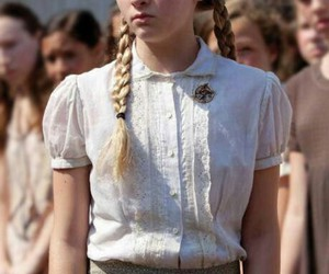 hunger games, funny, and prim image