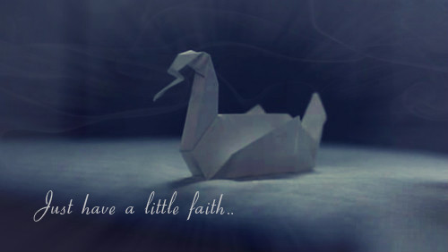 JUST HAVE A LITTLE FAITH /there is a plan to make all of this ...   282x500