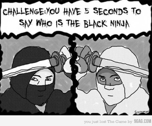 black, challenge, and funny image