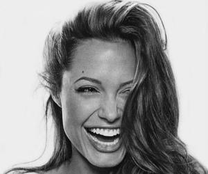 Angelina Jolie, smile, and angelina image