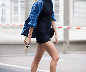 candice swanepoel, model, and street style image