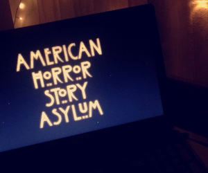 asylum, evan peters, and ahs image