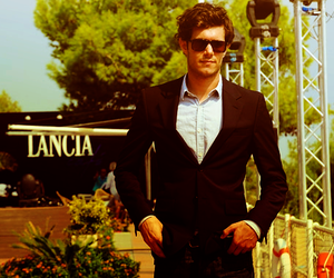 actor, adam brody, and gorgeous image
