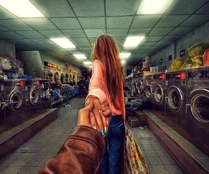 murad osmann, couple, and follow me image