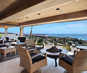 ocean views, jim ardery, and diane cannon image