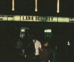 lana del rey, grunge, and concert image